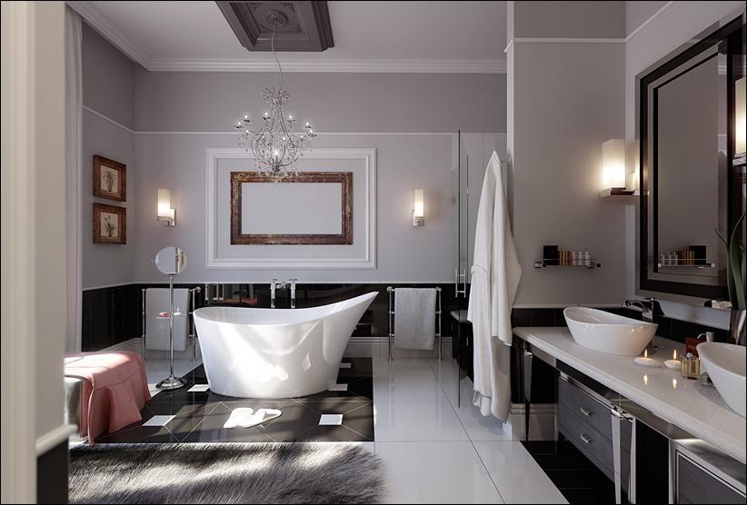 2412 dizayn interera 02 5 тенденций и идей дизайна ванных комнат в 2015 году