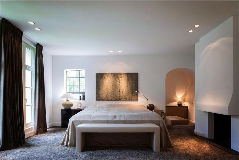 2472 dizayn interera 10 Элегантная квартира в Бельгии