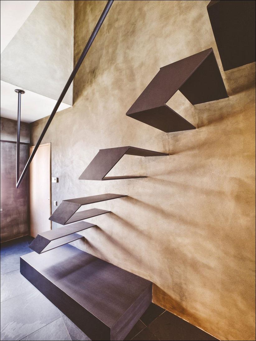 dizayn interera 11 Лофт Karakoy от студии Ofist