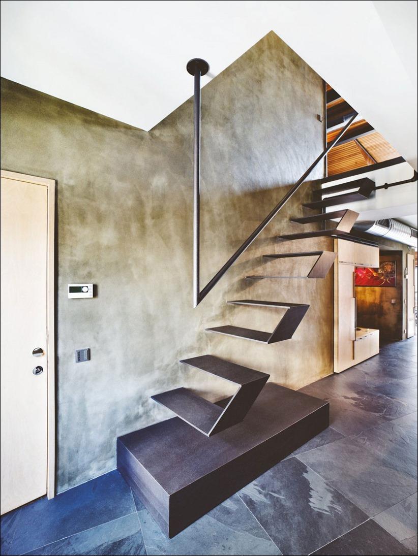 dizayn interera 12 Лофт Karakoy от студии Ofist