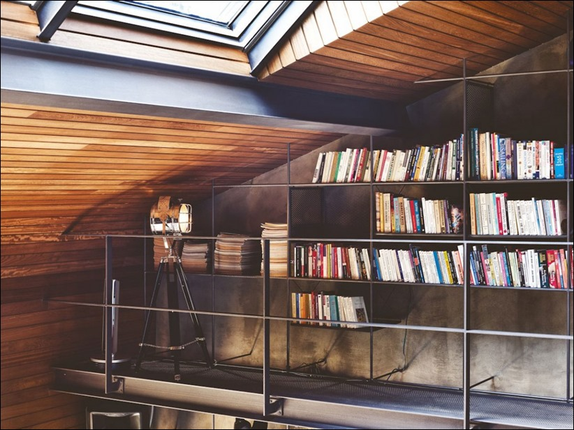 dizayn interera 17 Лофт Karakoy от студии Ofist