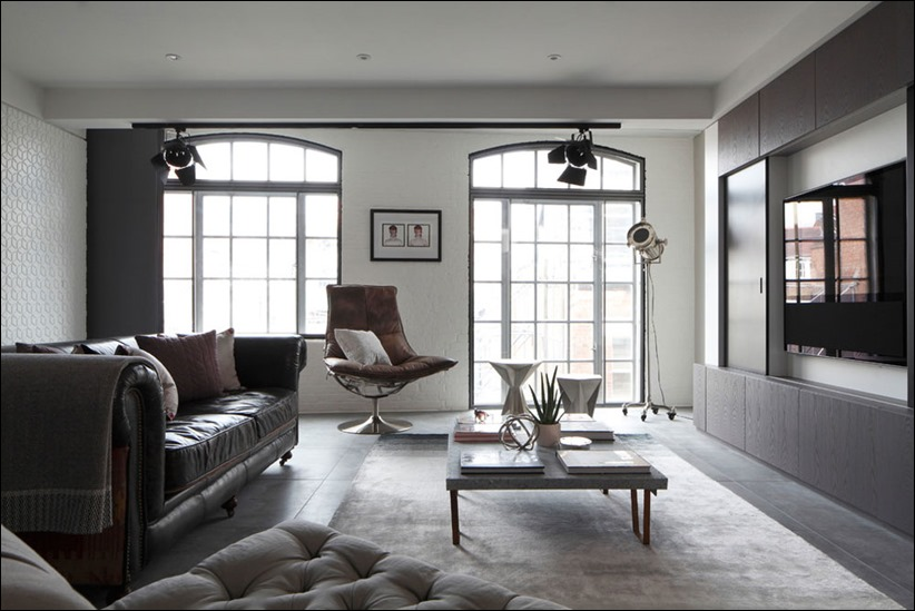 2645 dizayn interera 03 Loft в Англии