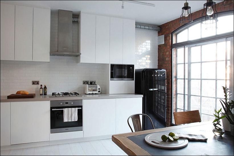 2645 dizayn interera 10 Loft в Англии