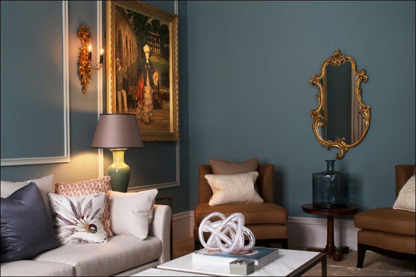 2662 dizayn interera 05 Апартаменты Bromptons