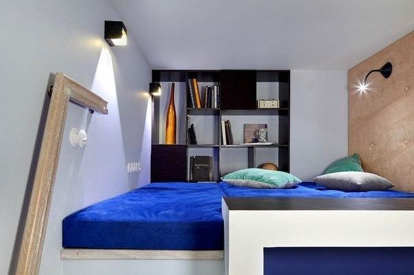5 Квартира площадью 36 кв.м.