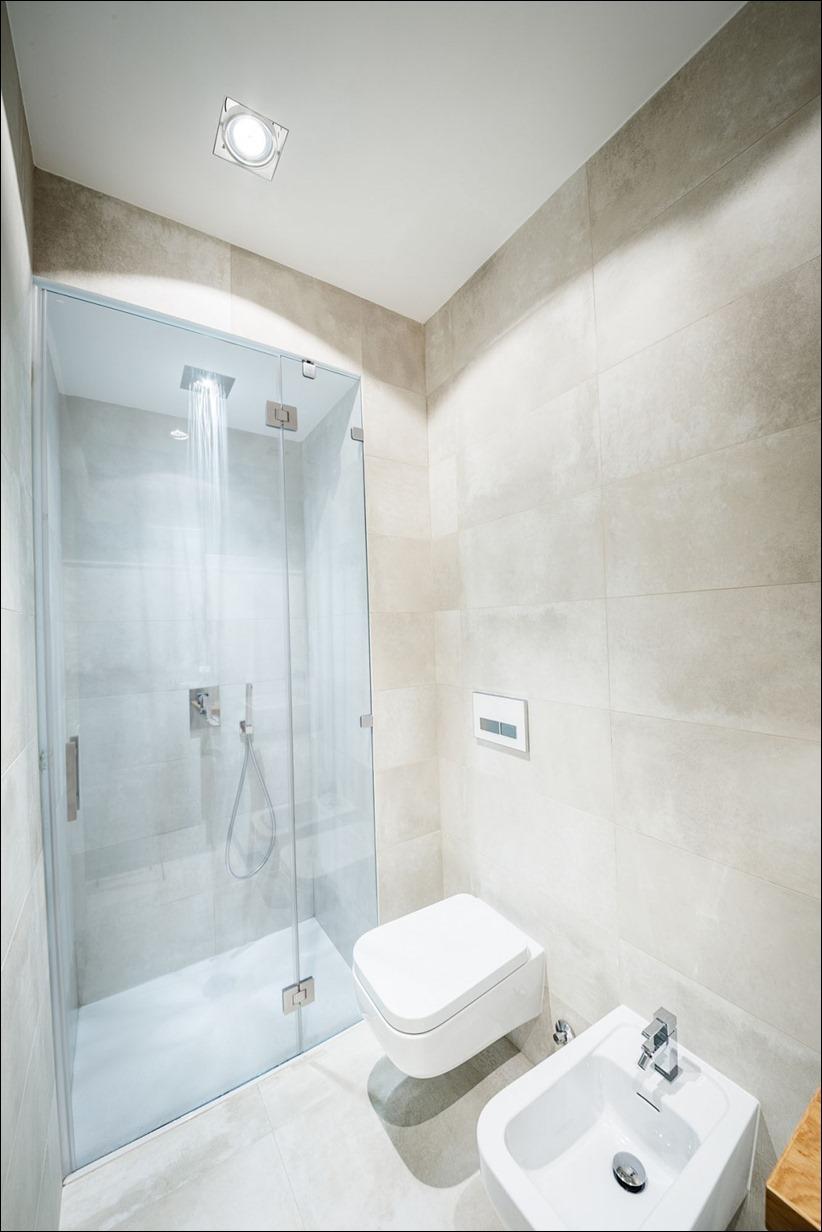2811 dizayn interera 10 Travel House — современная квартира в Риме