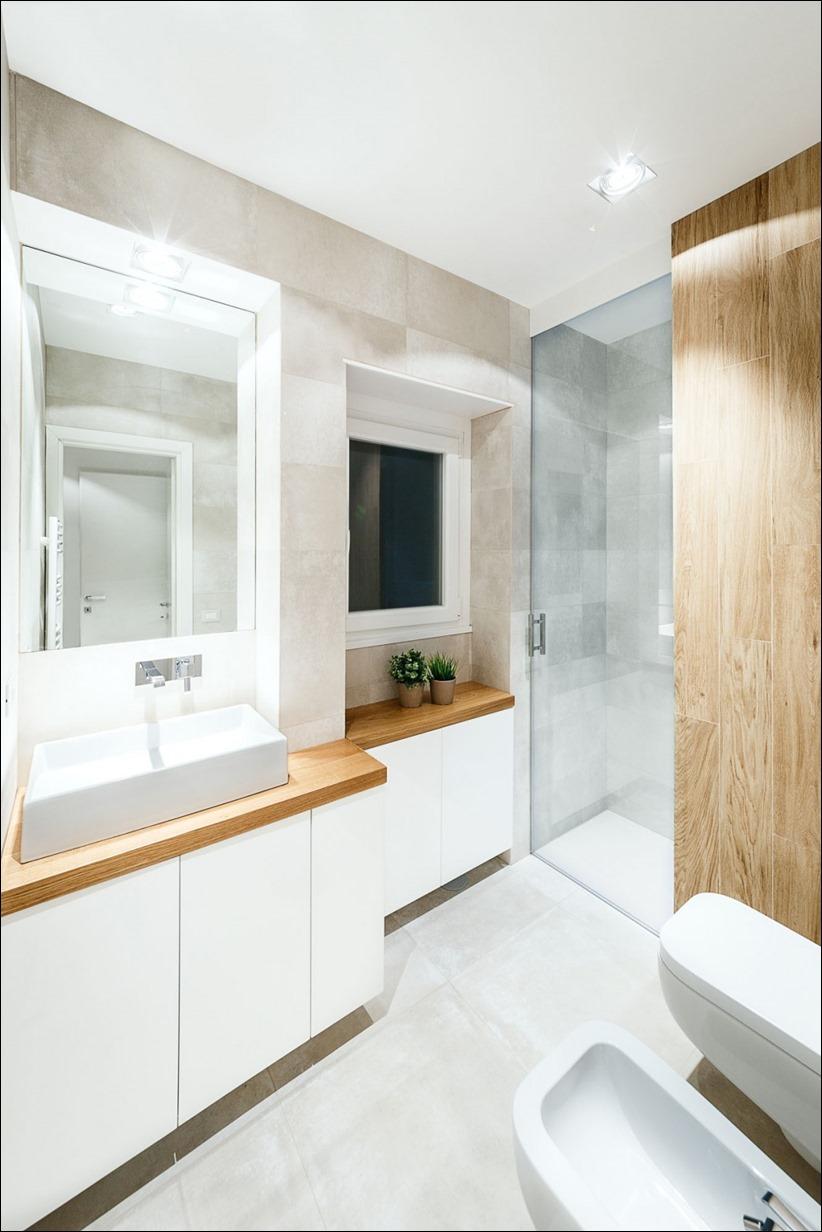 2811 dizayn interera 14 Travel House — современная квартира в Риме