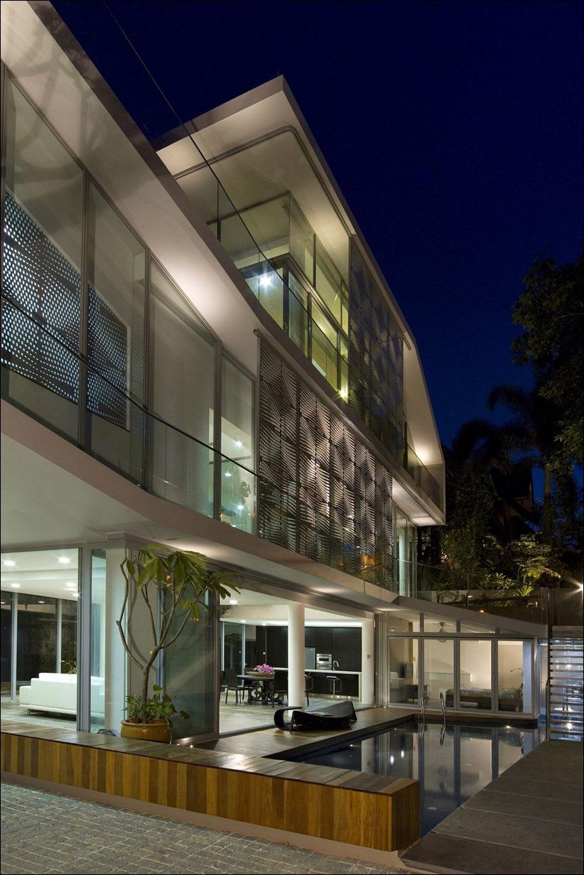2822 zhilyie doma 15 Жилой дом в Сингапуре