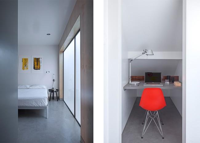 interer kvartiry v sero zheltyx tonax hqdesign kz 6 Дизайн квартиры в серо желтых тонах