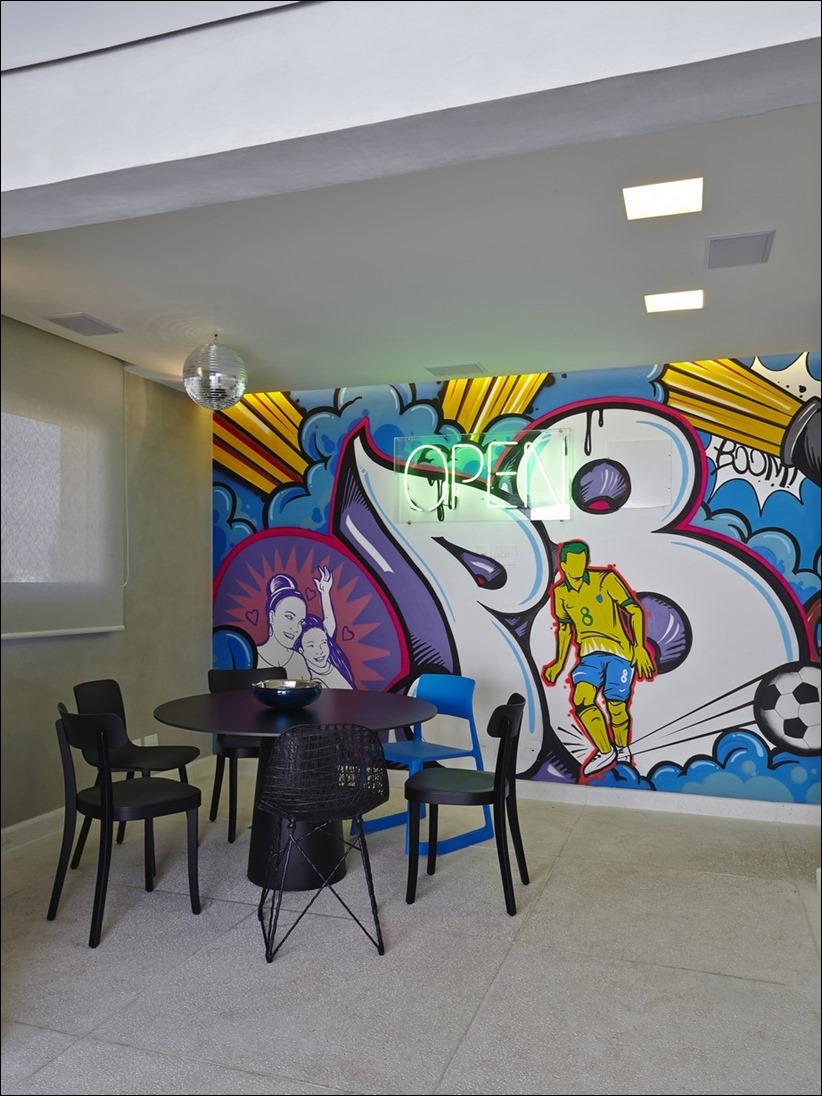 2847 zhilyie doma 05 Квартира у Центрального парка Prime в Сан Паулу