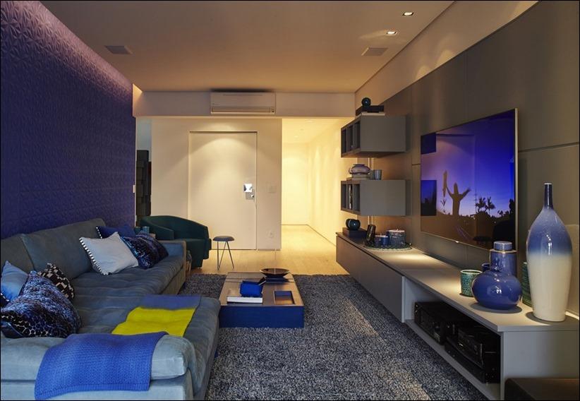 2847 zhilyie doma 20 Квартира у Центрального парка Prime в Сан Паулу
