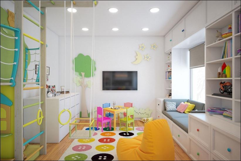 2878 dizayn interera 25 Дом в Липецке от студии Geometrium