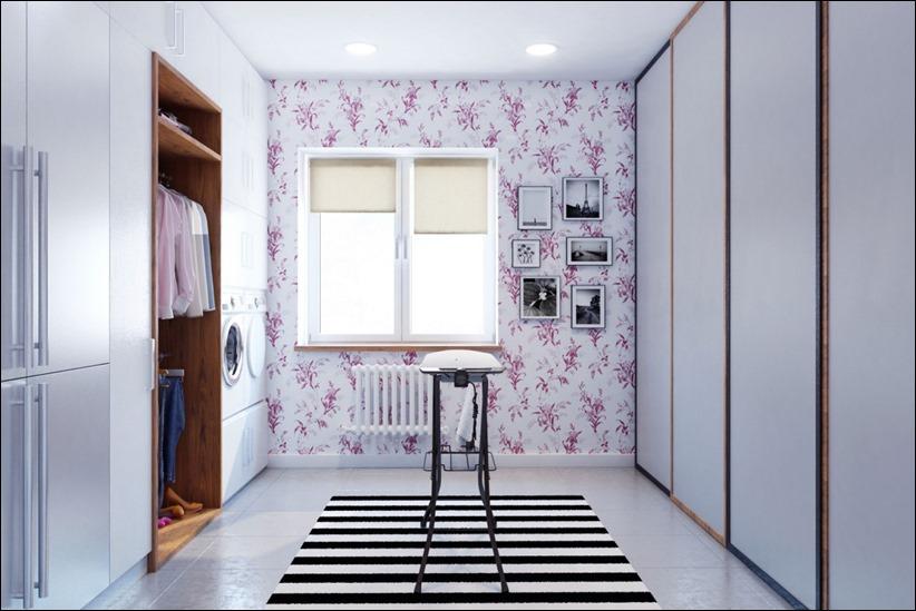 2878 dizayn interera 34 Дом в Липецке от студии Geometrium