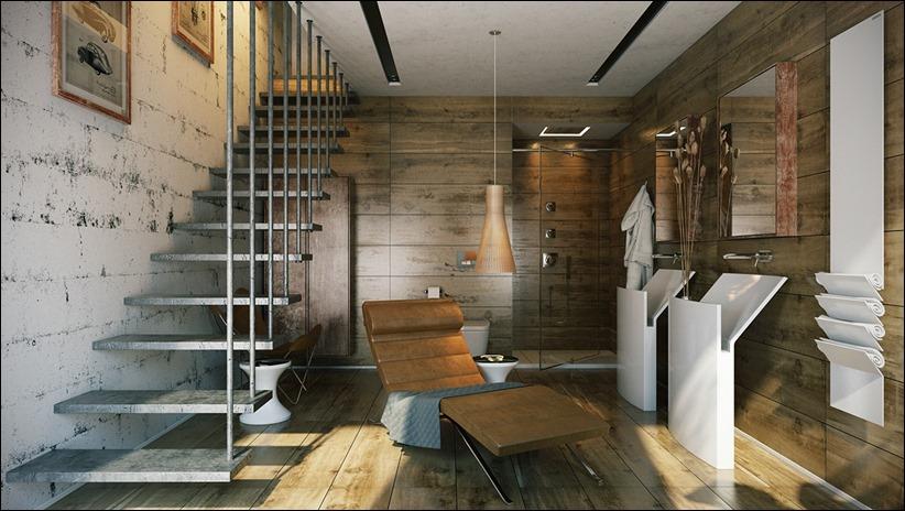 2897 dizayn interera 221 5 роскошных ванных комнат с высокой степенью детализации