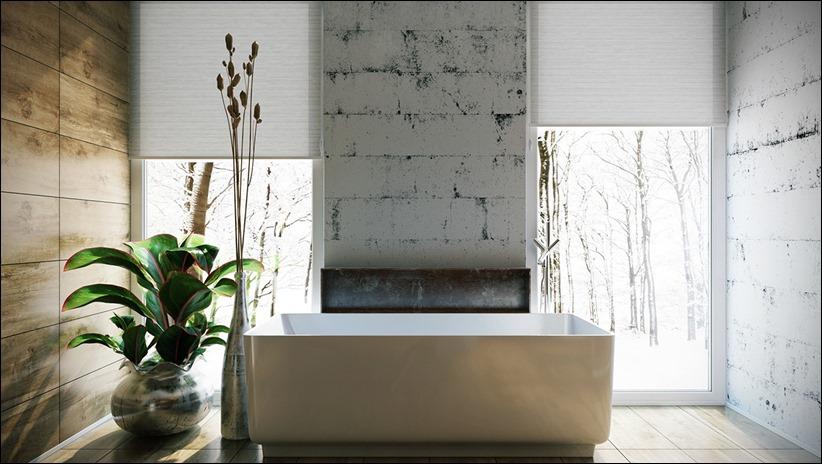 2897 dizayn interera 25 5 роскошных ванных комнат с высокой степенью детализации