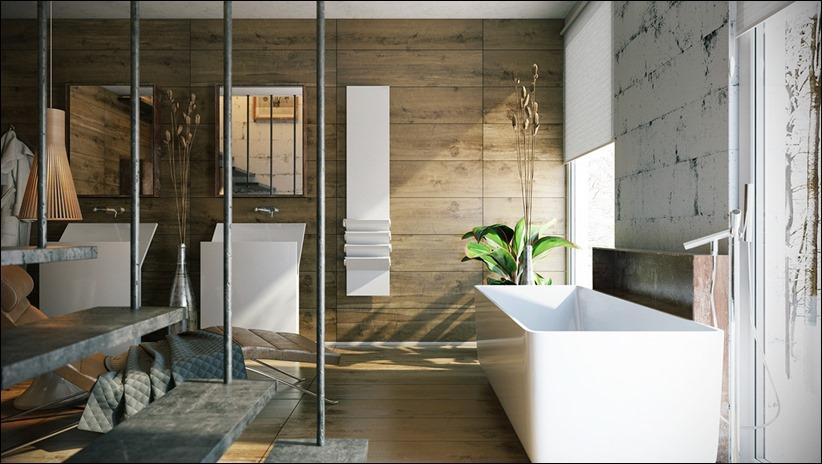 2897 dizayn interera 29 5 роскошных ванных комнат с высокой степенью детализации