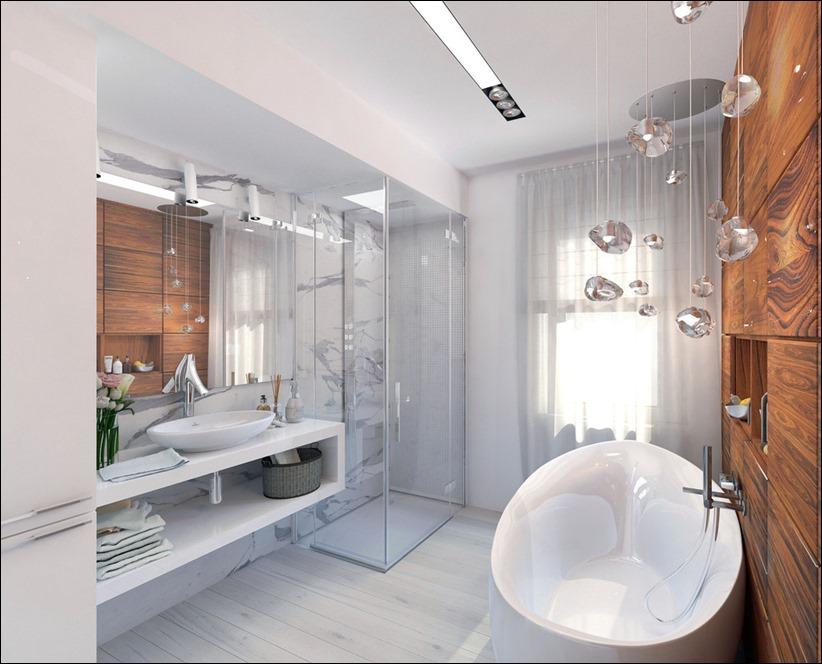 2897 dizayn interera 41 5 роскошных ванных комнат с высокой степенью детализации