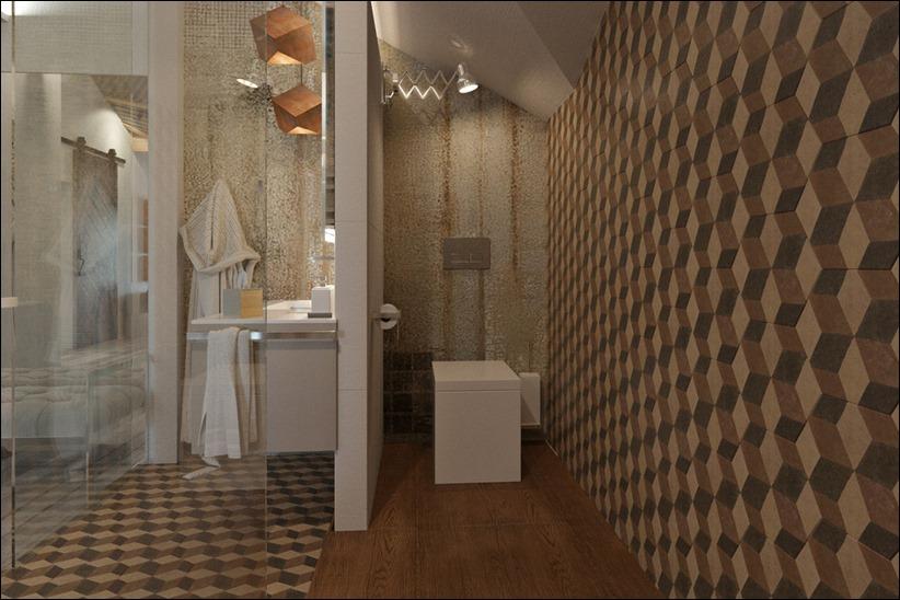 2920 dizayn interera 08 3 небольших квартир студий, оформленных в 3 различных стилях