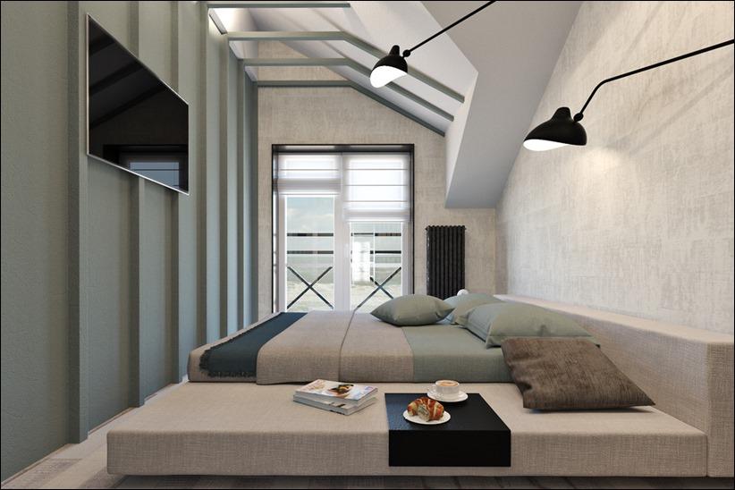 2920 dizayn interera 10 3 небольших квартир студий, оформленных в 3 различных стилях