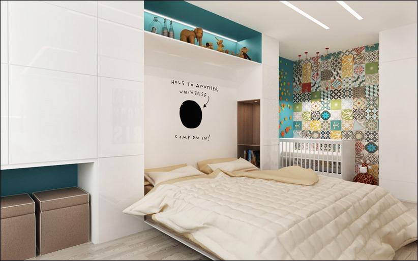 2920 dizayn interera 20 3 небольших квартир студий, оформленных в 3 различных стилях
