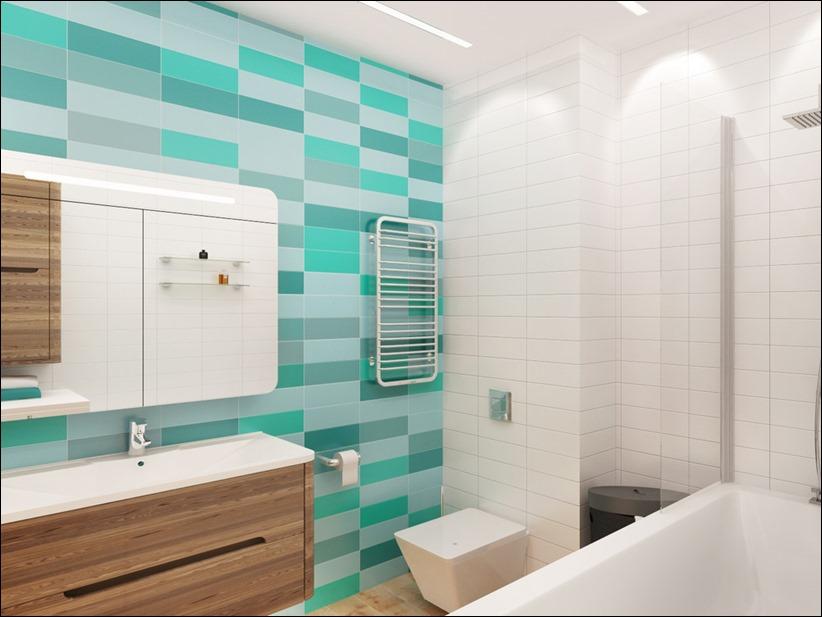 2920 dizayn interera 22 3 небольших квартир студий, оформленных в 3 различных стилях