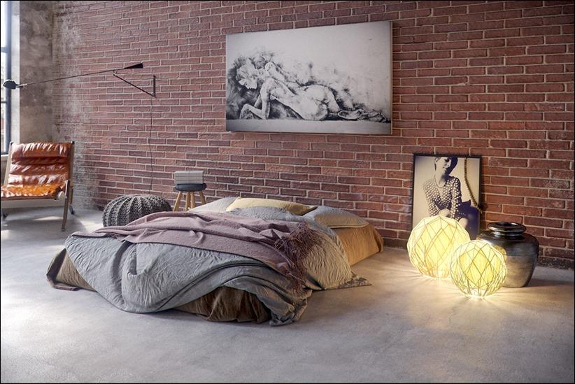 2923 dizayn interera 09 Старые цеха превращаются в стильные квартиры