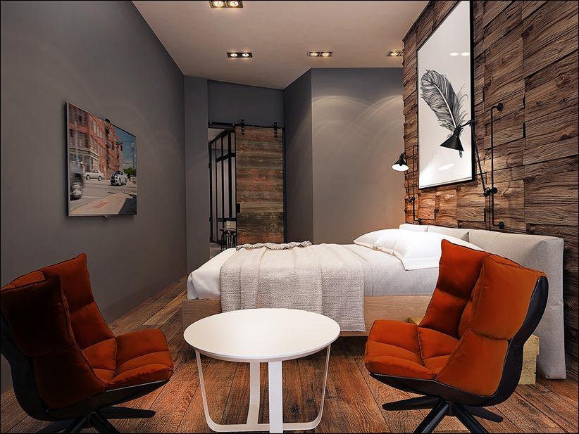2923 dizayn interera 30 Старые цеха превращаются в стильные квартиры