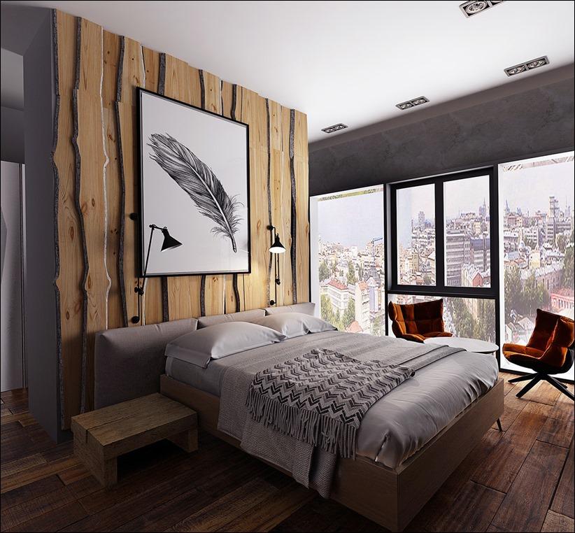 2923 dizayn interera 35 Старые цеха превращаются в стильные квартиры