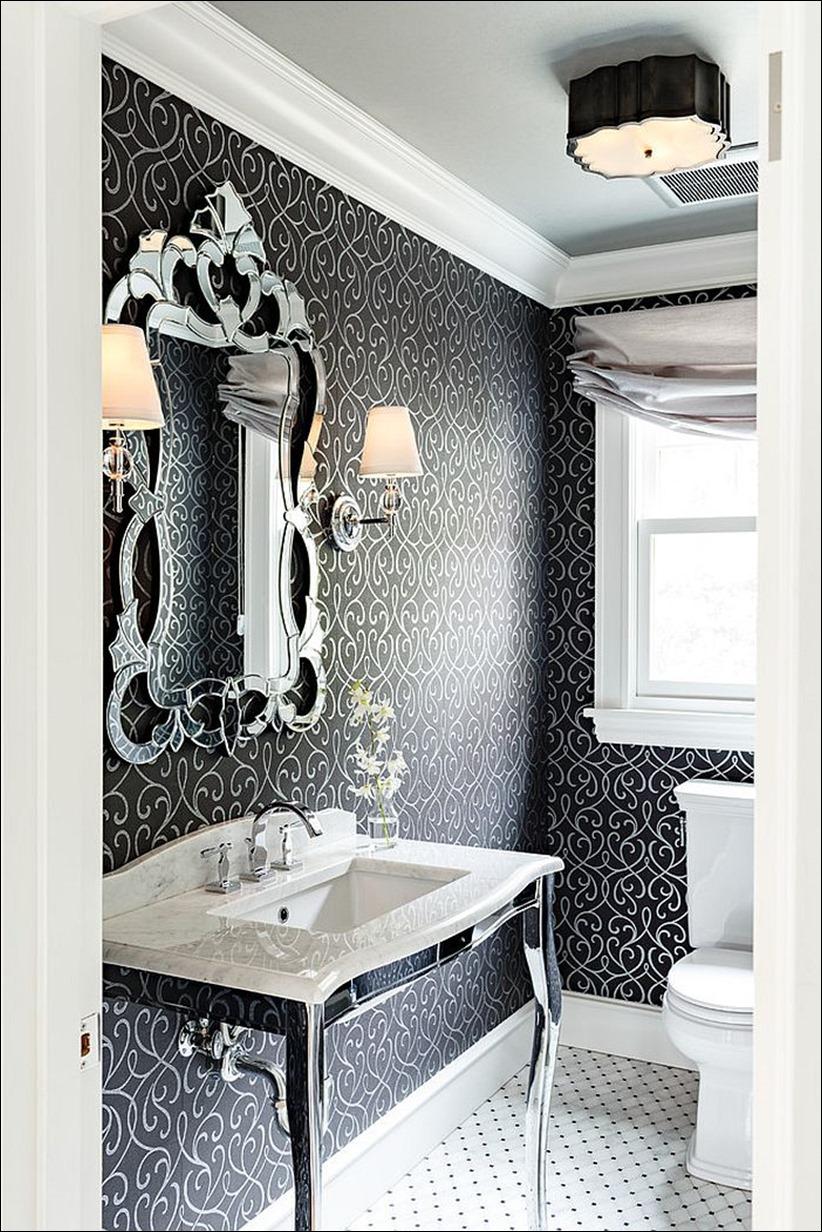 2932 dizayn interera 12 Как спроектировать дамскую комнату