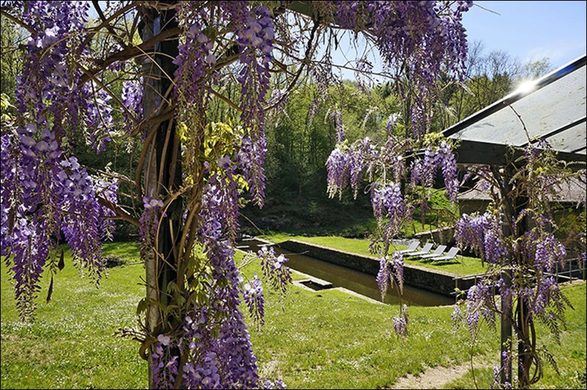 2946 zhilyie doma 09 Жилой дом в помещении старой мельницы Mavaleix
