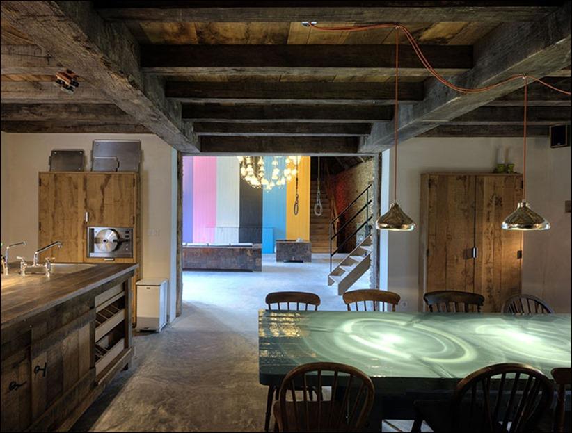 2946 zhilyie doma 10 Жилой дом в помещении старой мельницы Mavaleix
