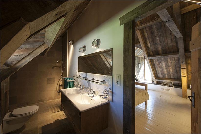 2946 zhilyie doma 15 Жилой дом в помещении старой мельницы Mavaleix