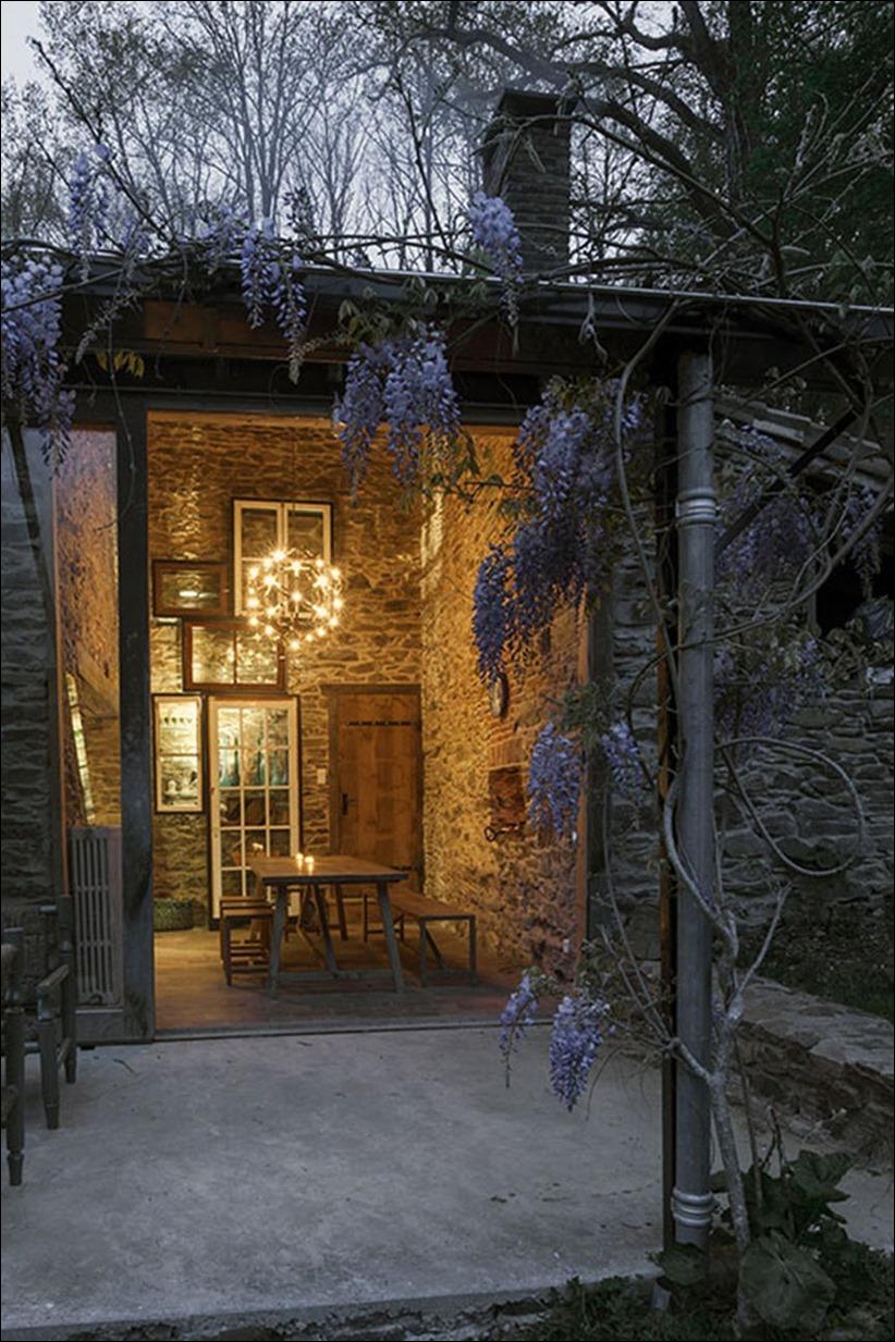 2946 zhilyie doma 17 Жилой дом в помещении старой мельницы Mavaleix