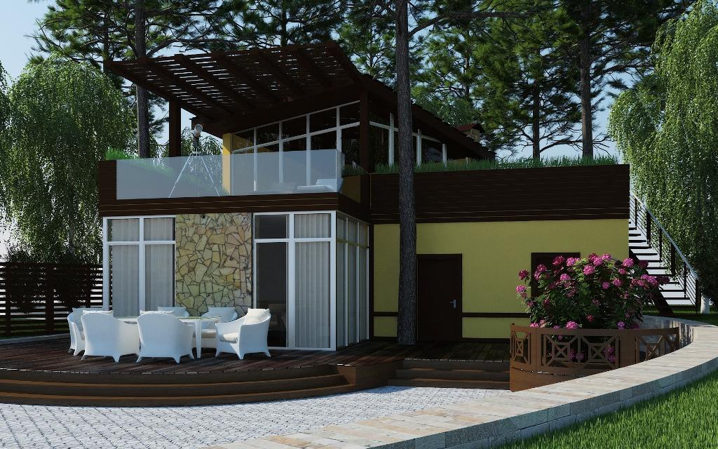 banya dizayn proekt Домашний SPA комплекс