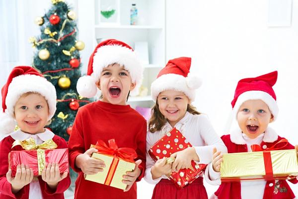 podarki Новогодняя благотворительная акция